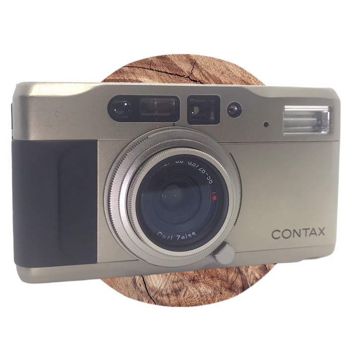 Contax TVS with date-back [EXCELLENT] [T3]