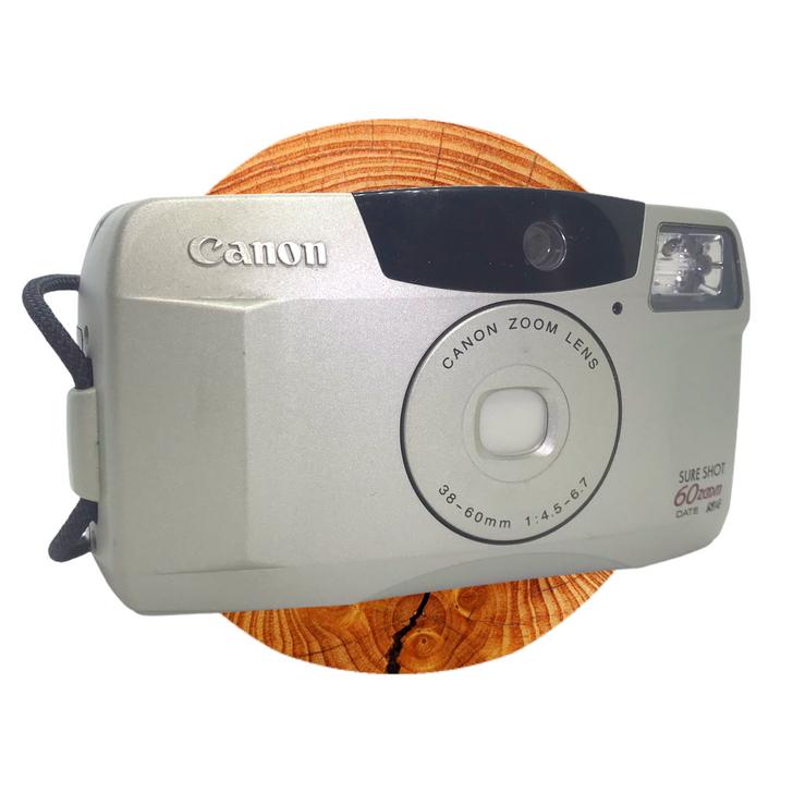Canon Sure Shot 60 Zoom Date [EXCELLENT] [C20]