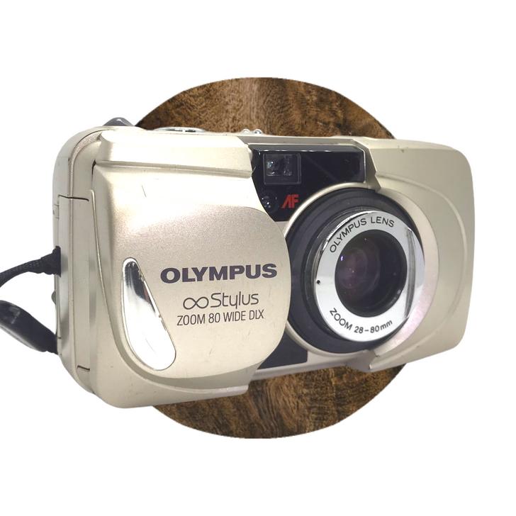 Olympus Mju Zoom Wide 80 [VERY GOOD] [O23]