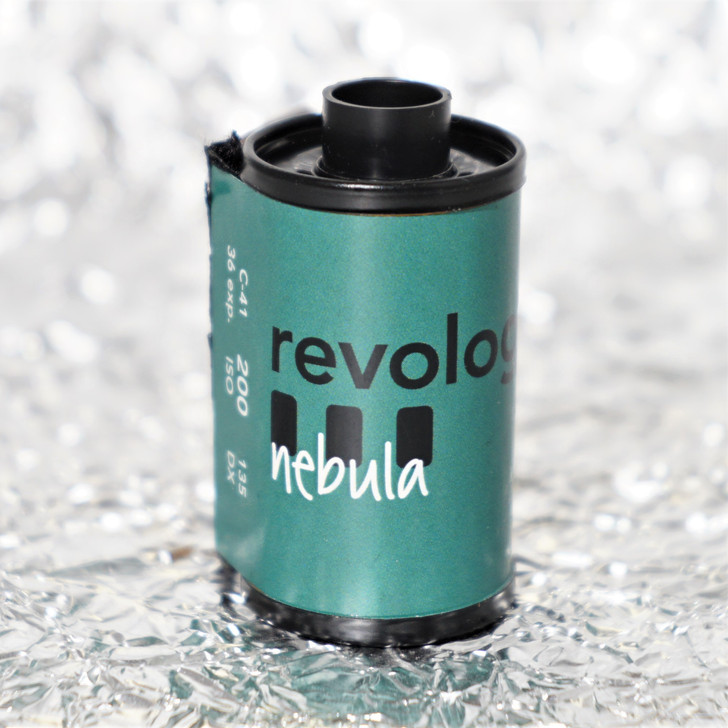 Revolog Nebula 35mm special effects film