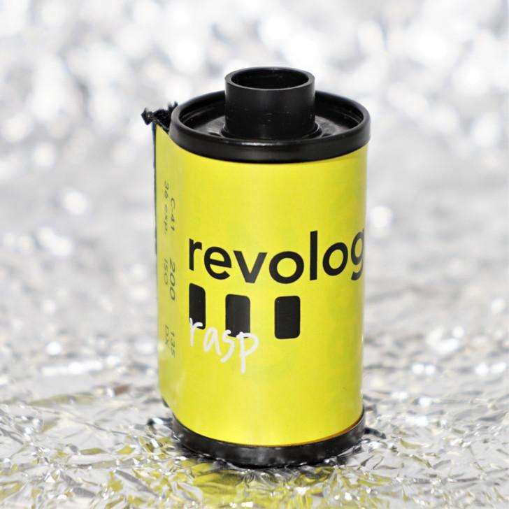 Revolog Rasp 35mm special effects film