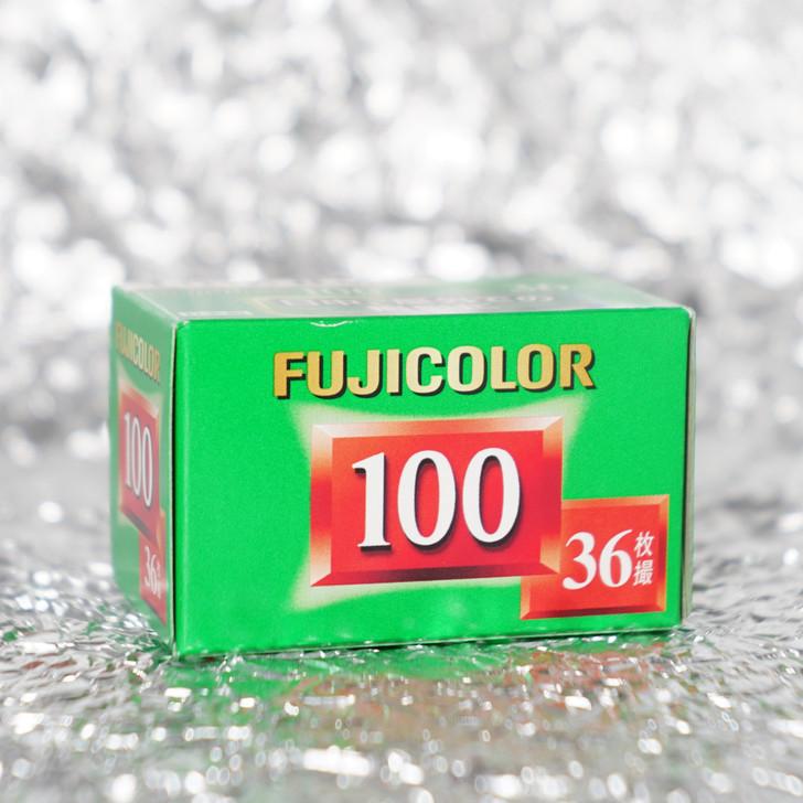 Fujicolor 100 36 exposures 35mm film