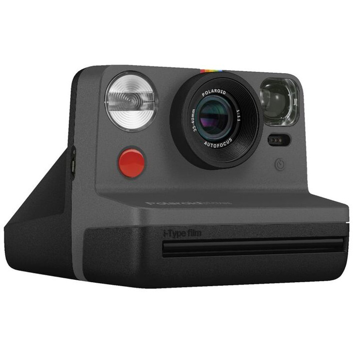 Polaroid Now i-Type/600 Instant Camera - BLACK