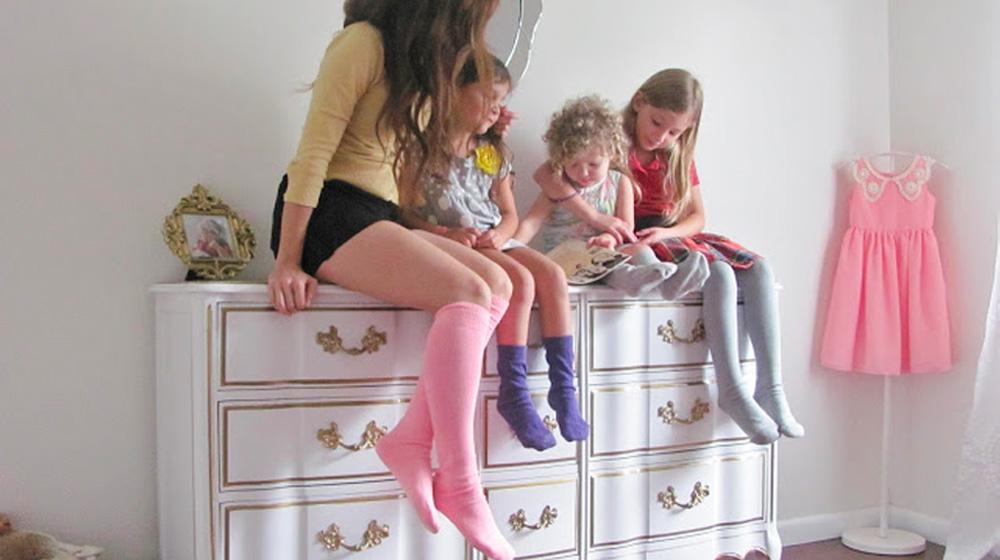 Kids Socks (Made in USA)