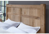 754 Dovetail Bed - Sun Bleached