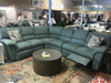 Reese Reclining Sectional
