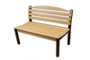 CAR_ _86 6' Traditional Armless Bench