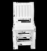 CAR_ _71-GDSC Garden Armless Dining Chair