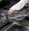 GDF645SGNWW - GE® Stainless Steel Interior Dishwasher with Front Controls - WHITE