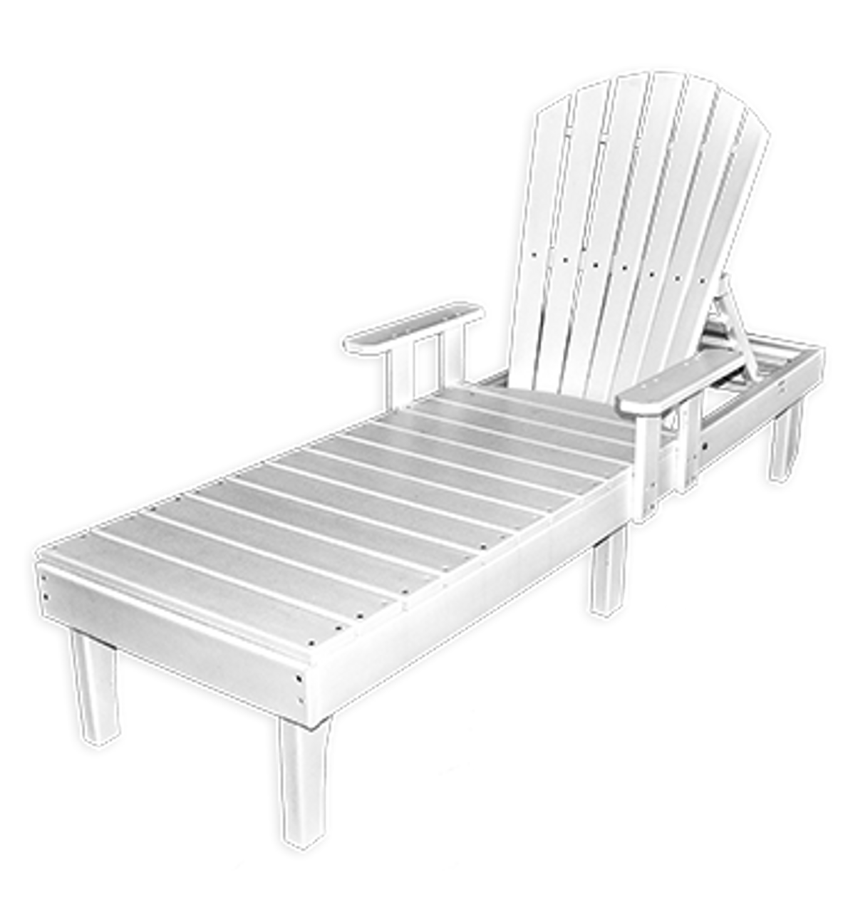 Awesome Carolina Casuals Car 15 Czl Curved Adirondack Chaise Lounge Theyellowbook Wood Chair Design Ideas Theyellowbookinfo