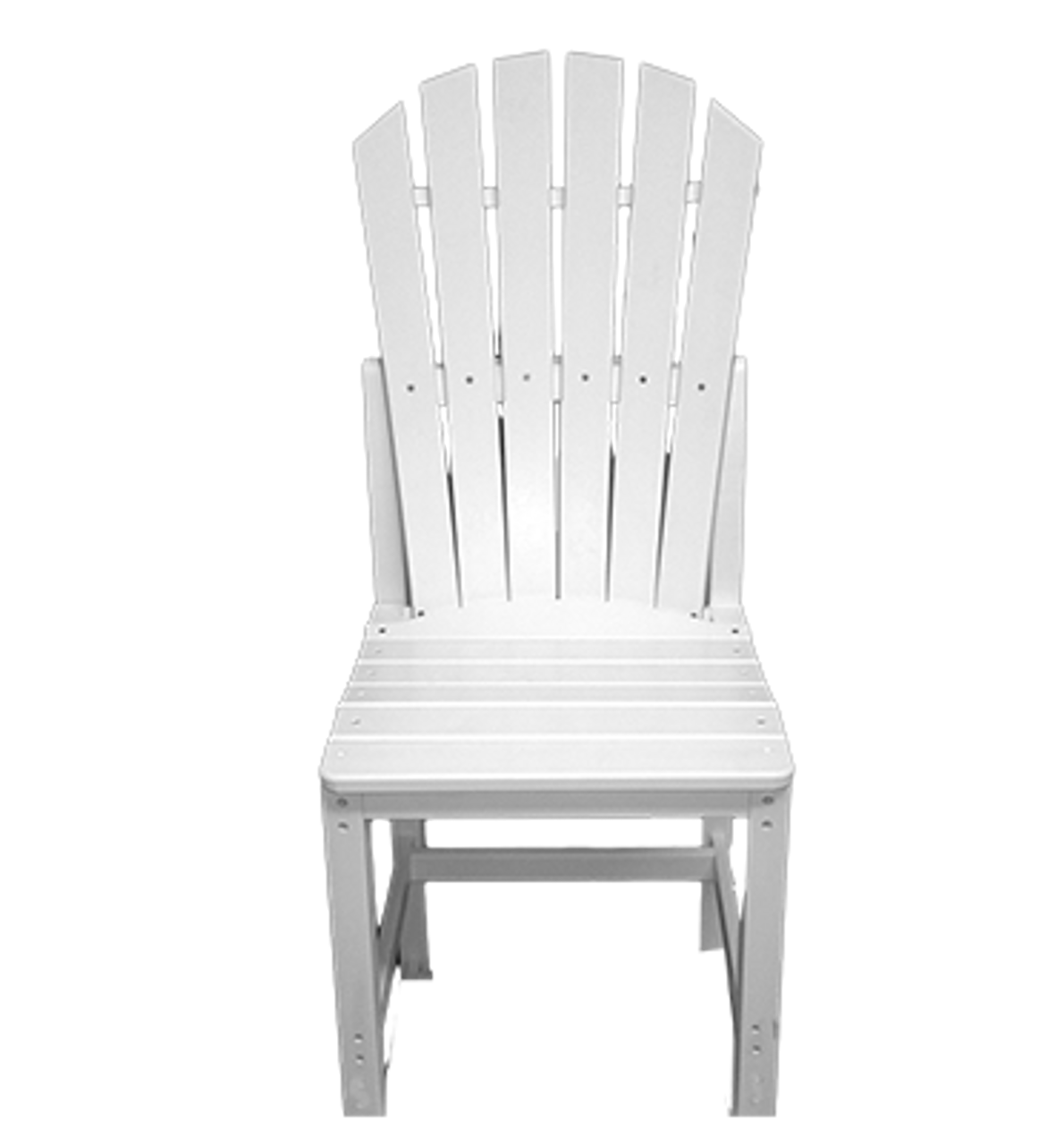 Terrific Carolina Casual Car 20 Cdca Curved Armless Dining Chair Andrewgaddart Wooden Chair Designs For Living Room Andrewgaddartcom