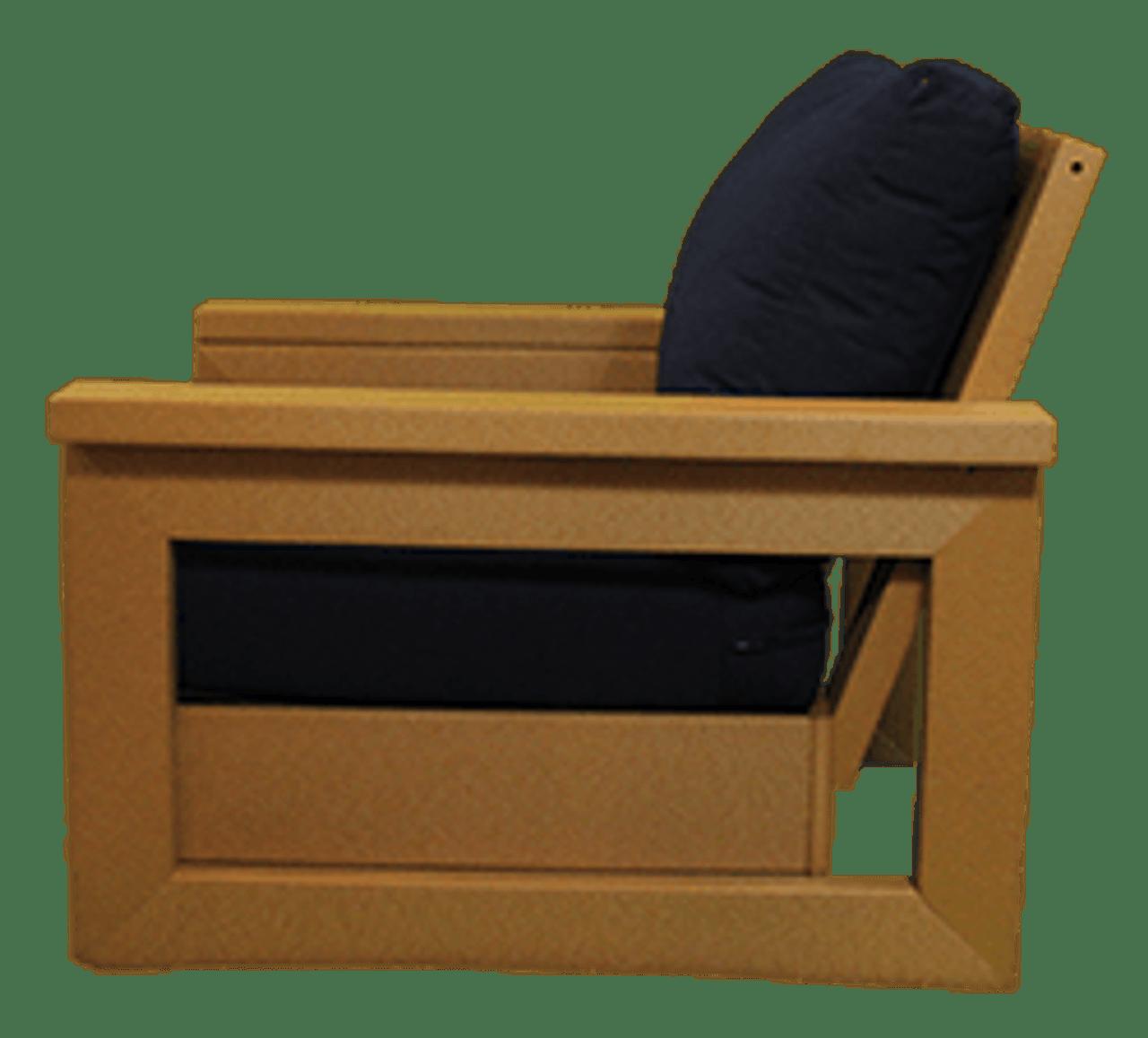 Amazing Carolina Casual Car 63Mod Modern Deep Seating Sofa Machost Co Dining Chair Design Ideas Machostcouk