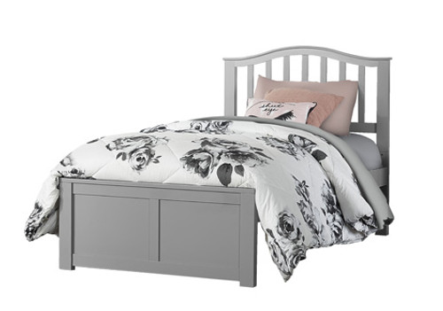 Schoolhouse Finley Twin Arch Bed