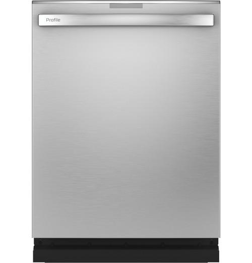 GE Profile™ Top Control with Stainless Steel Interior Dishwasher with Sanitize Cycle & Dry Boost with Fan Assist PDT715SYNFS
