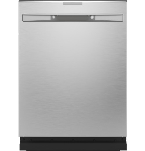 GE Profile™ Top Control with Stainless Steel Interior Dishwasher with Sanitize Cycle & Dry Boost with Fan Assist PDP715SYNFS