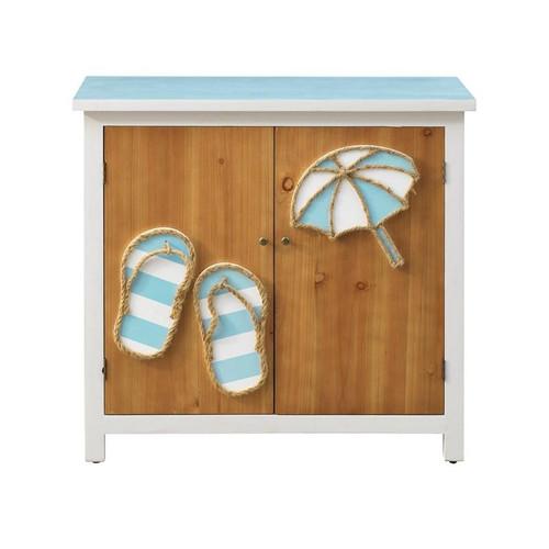 Coast to Coast Flip Flop Cabinet