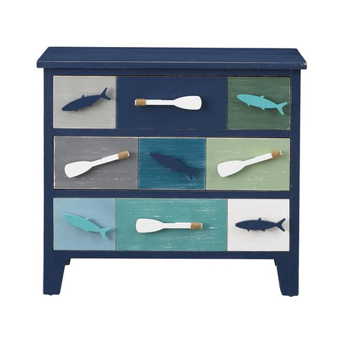 Coast to Coast Fish and Paddles Cabinet