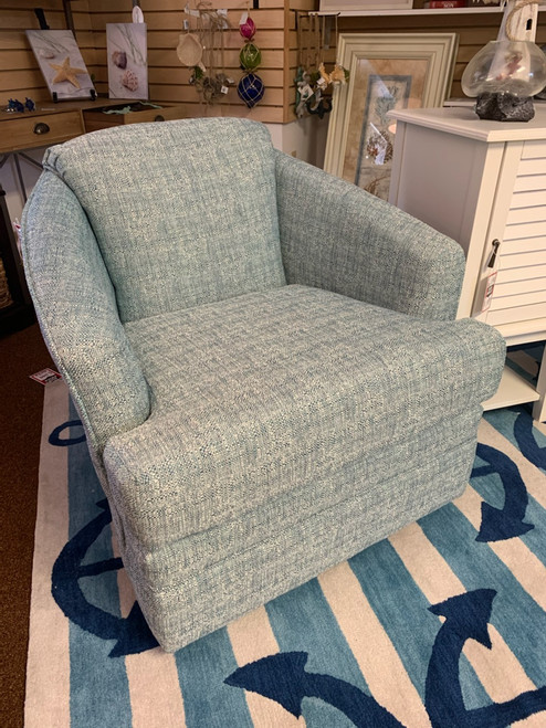 40SW Swivel Chair - Nuts Teal