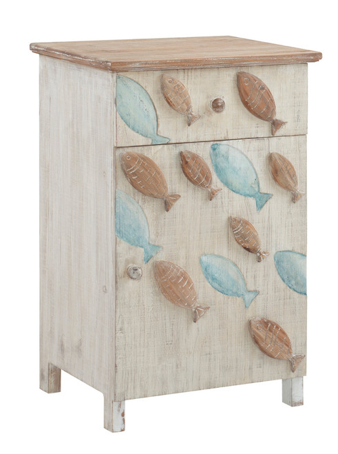 Powell Schwimmer Side Table