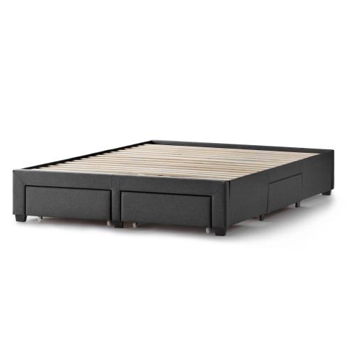 Watson Platform Bed Base w/ Storage