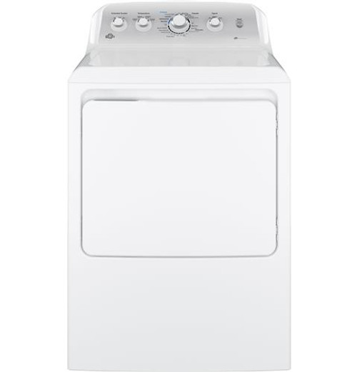 GE® 7.2 CU. FT. CAPACITY ALUMINIZED ALLOY DRUM ELECTRIC DRYER WITH HE SENSOR DRY GTD45EASJWS