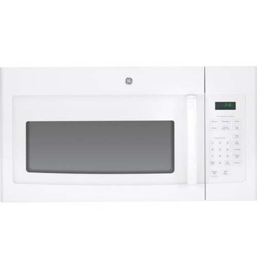 GE® 1.6 CU. FT. OVER-THE-RANGE MICROWAVE OVEN JVM3160DFWW