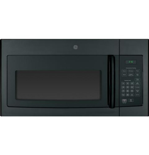 JVM3160DFBB GE® 1.6 Cu. Ft. Over-the-Range Microwave Oven