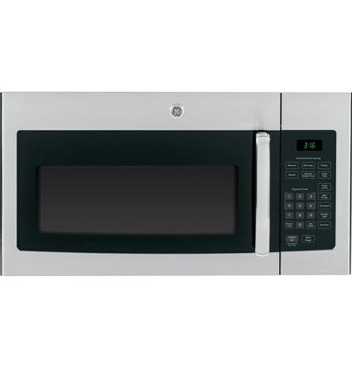 JVM3160RFSS GE® 1.6 Cu. Ft. Over-the-Range Microwave Oven