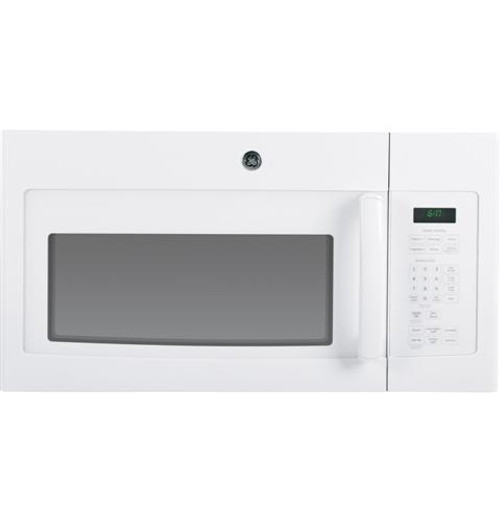 JVM6175DKWW GE® Series 1.7 Cu. Ft. Over-the-Range Sensor Microwave Oven