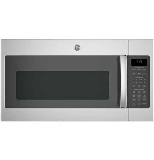 JVM7195SKSS GE® Series 1.9 Cu. Ft. Over-the-Range Sensor Microwave Oven