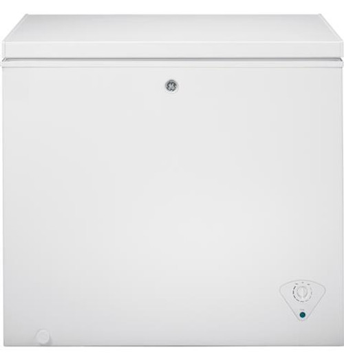 GE® 7.0 Cu. Ft. Manual Defrost Chest Freezer FCM7SKWW
