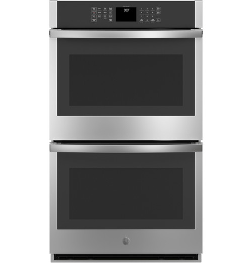 """GE® 30"""" Built-In Double Wall Oven JTD3000SNSS"""