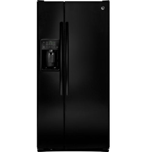 GE 23.2 Cu. Ft. Side-By-Side Refrigerator GSS23GGKBB