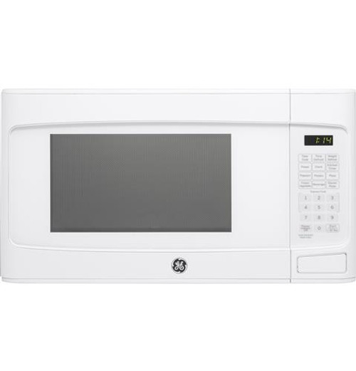 GE® 1.1 Cu. Ft. Capacity Countertop Microwave Oven White JES1145DLWW