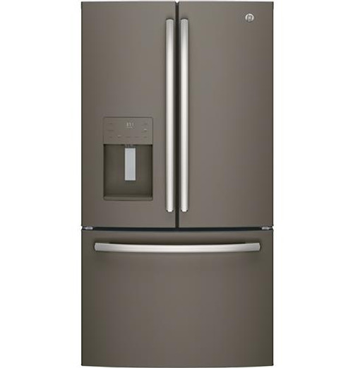 GE® ENERGY STAR® 25.6 Cu. Ft. French-Door Refrigerator GFE26JMMES