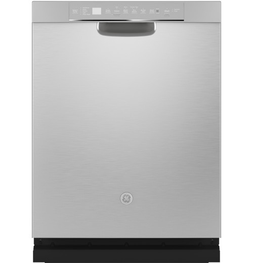 GDF645SSNSS - GE® Stainless Steel Interior Dishwasher with Front Controls - Stainless