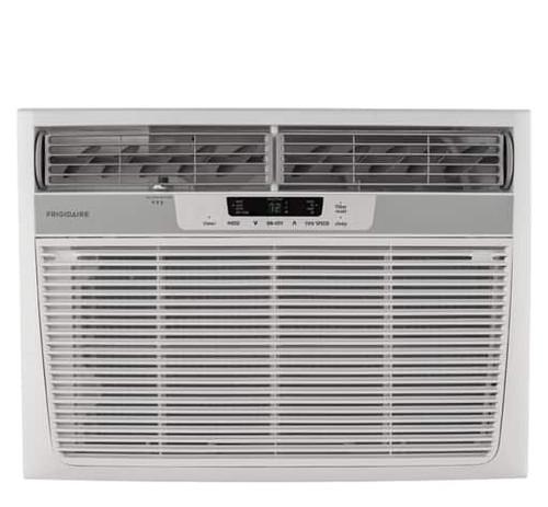 Frigidaire 18,500 BTU Window-Mounted Room Air Conditioner with Supplemental Heat - FFRH1822R2
