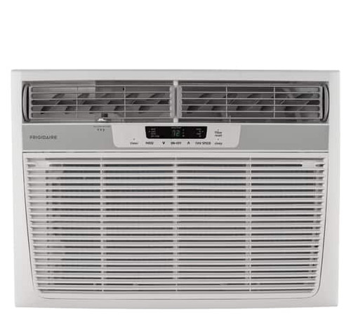 Frigidaire 18,500 BTU Window-Mounted Room Air Conditioner with Supplemental Heat - FFRH1822R2