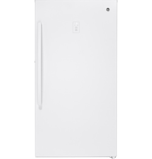 GE® 21.3 Cu. Ft. Frost-Free Upright Freezer FUF21DLRWW