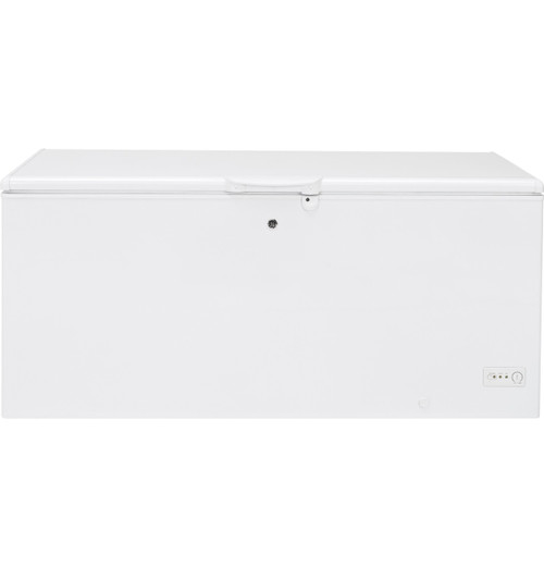 GE® 21.7 Cu. Ft. Manual Defrost Chest Freezer FCM22DLWW