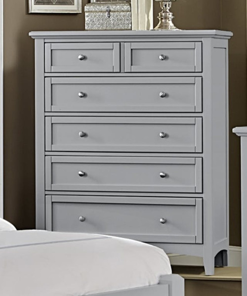 Bonanza Gray 5 Dr Chest