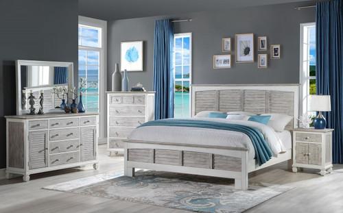 B233 Islamorada Bed