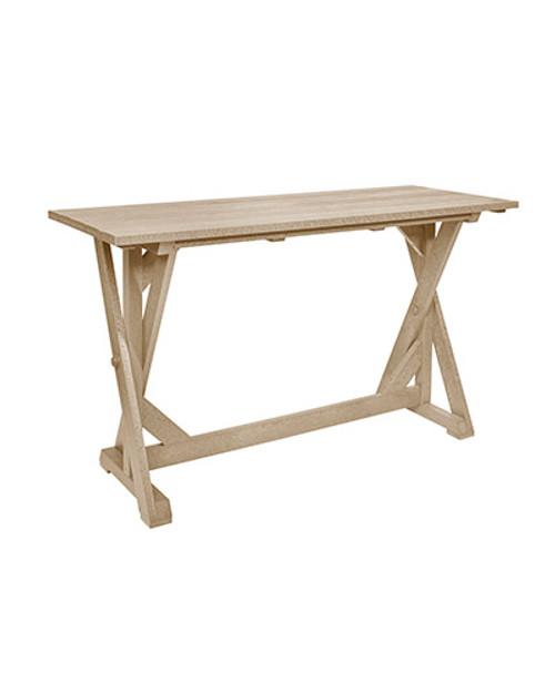 """T202 72"""" Bar Table"""