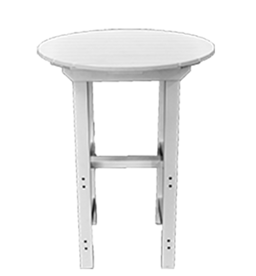 "CAR_ _24-31RDT 31"" Round Dining Ht. Table"