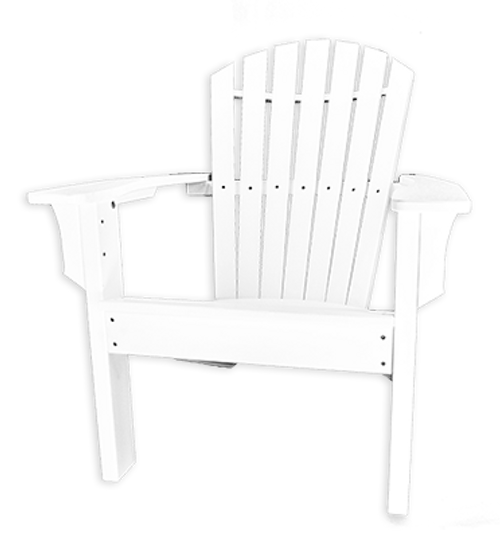 CAR_ _11-CAC Curved Adirondack Chair