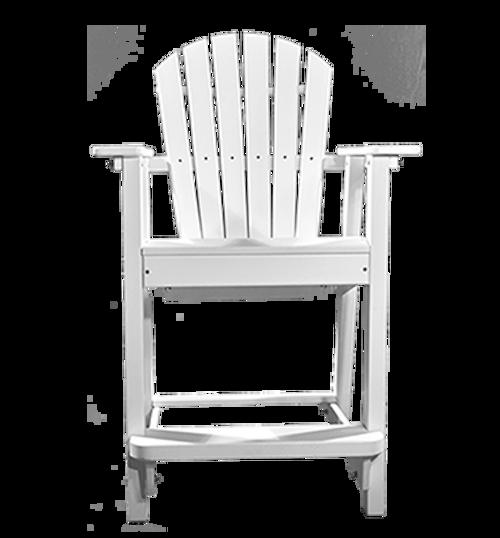 CAR_ _18-CCC Curved Adirondack Ctr. Ht. Chair