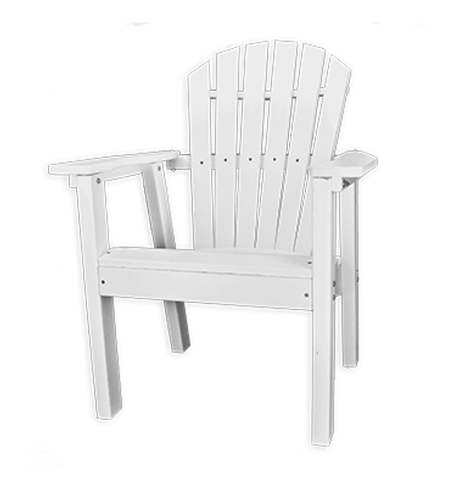 CAR_ _16-CDC Curved Adirondack Dining Chair