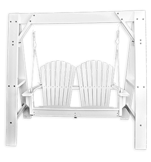 CAR_ _14-CSW Curved Adirondack Swing