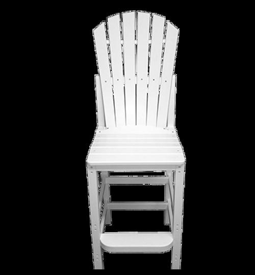 CAR_ _23-CCCA Curved Armless Counter Ht. Chair