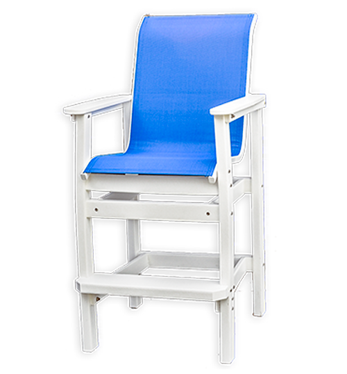 CAR_ _93-LBBC Sling Bar Chair/low back